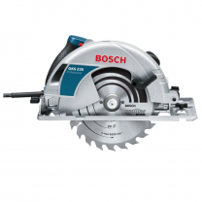 "Sierra Circular 9 ¼"" 1700W 5,300 rpm GKS 235 157A.0 Bosch"