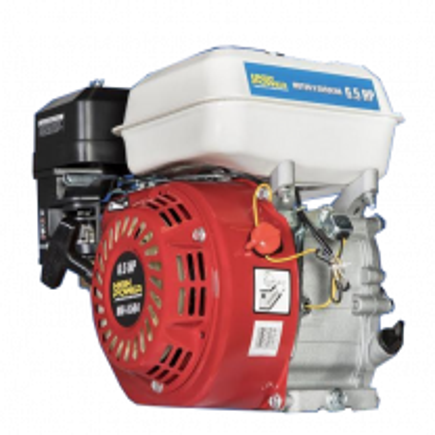 Motor de gasolina 6.5 Hp MG-6504 High Power