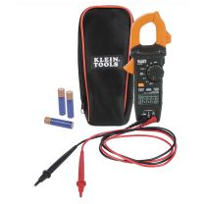 Multímetro digital de gancho de rango automático de 400 A CA CL120 Klein Tools
