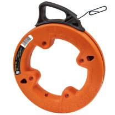 Guía jalacables de acero ancha de 3 mm - 15 m 50168 Klein Tools