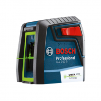 Nivel láser de líneas cruzadas GLL 2-12 G 1063.V Bosch