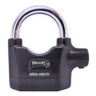 Candado con alarma 70 mm MX5933 Phillips