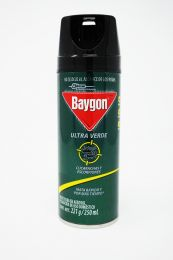 Baygon verde aerosol 250 ml Bayer-Johnson