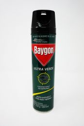 Baygon verde aerosol 400 ml Bayer-Johnson