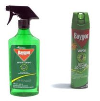 Baygon verde spray 500 ml Bayer-Johnson