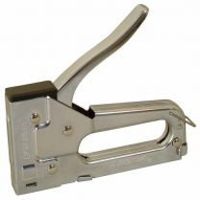 Engrapadora cromada uso ligero TR45 Stanley