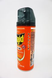 Insecticida Raid casa y jardín 250 ml Bayer-Johnson
