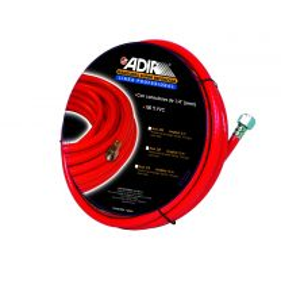 Manguera para compresora roja 10m AD-209 Adir