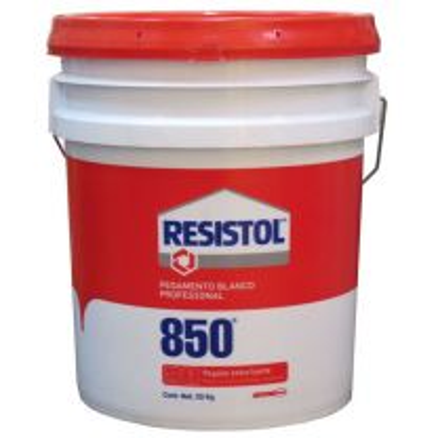 Resistol 850 cubeta 20 Kg Resistol