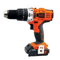Rotomartillo inalámbrico ion de litio 14.4V HP14-B3 Black&Decker